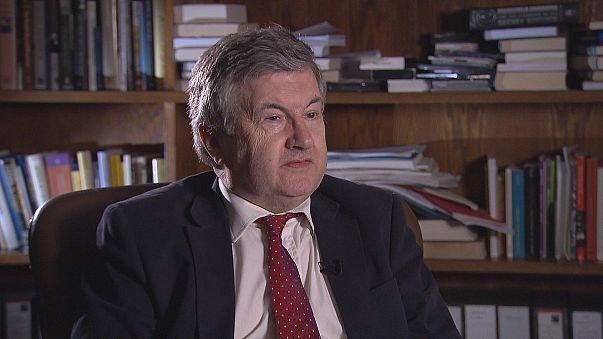 Bonus interview: Sir Richard John Evans