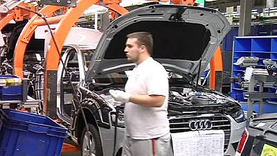 Domestic demand drive German industry orders increase in February