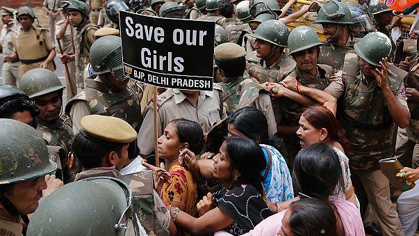 India: Three men sentenced to death for gang-rapes in Mumbai