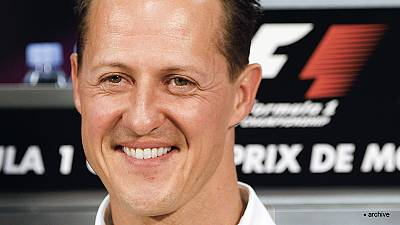 "Schumacher: ""showing signs of consciousness and awakening"""