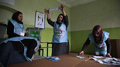 Afghanistan enjoys peaceful presidential elections