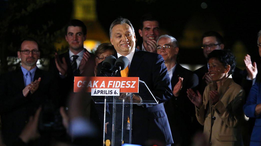 فيكتور أوربان يتصدر الانتخابات التشريعية في المجر