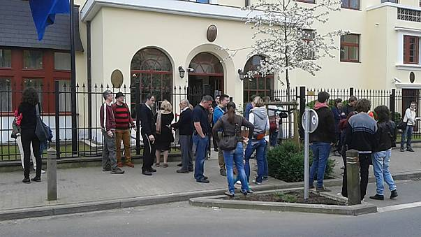 Így szavaztak a magyarok Brüsszelben