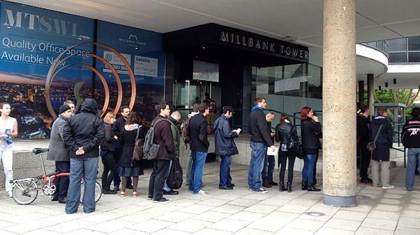 Karneváli hangulatban szavaztak Londonban