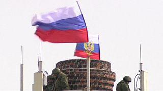 В Крыму российский солдат застрелил украинского офицера