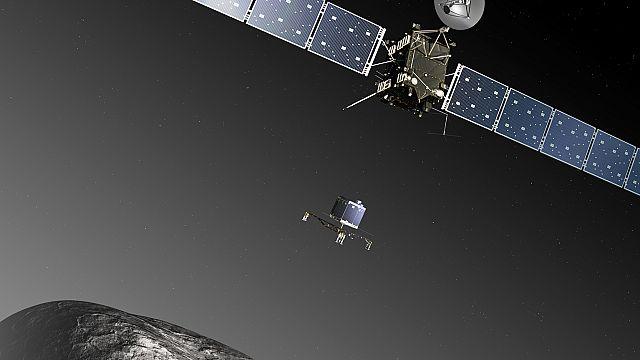 The Comet Hunter Rosetta Closes on its Prey