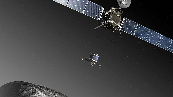 The Comet Hunter Rosetta Closes on its Prey