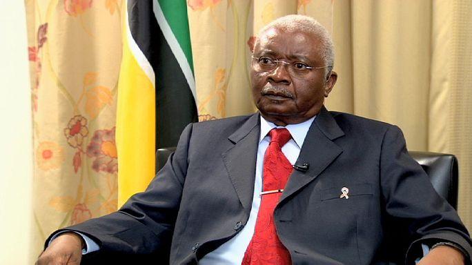 """Guebuza: """"Europa no tiene una varita mágica para resolver los problemas de África"""""""