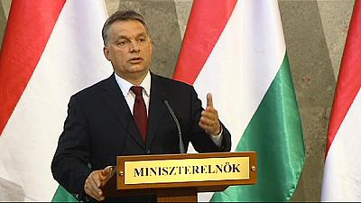 Hungarian Prime Minister Viktor Orbán defends his policies after big election win