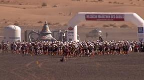 Morabity claims stage two of Marathon des Sables
