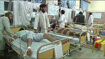 Roadside bomb kills 13 in Afghanistan