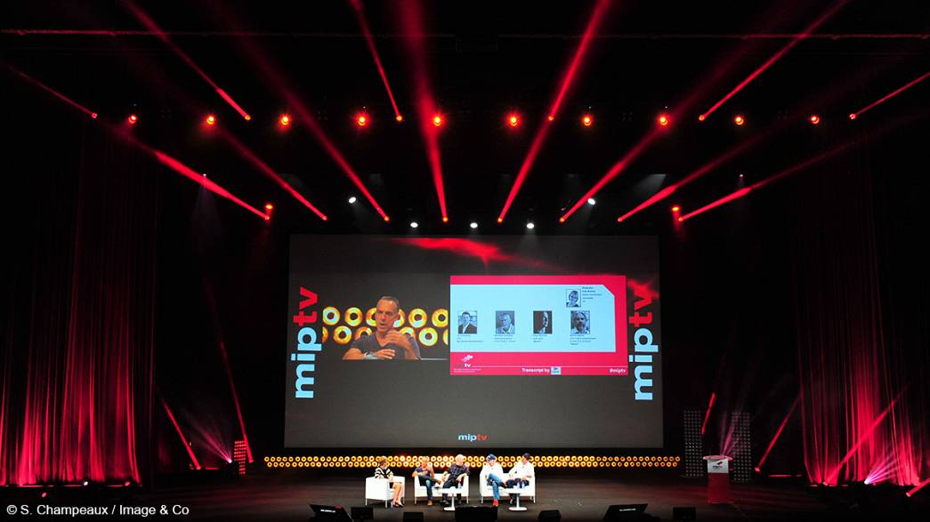 MIPTV 2014: second day live on the web
