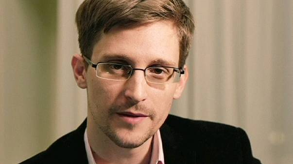 Watch: Edward Snowden claims intelligence agencies screen trillions of private data