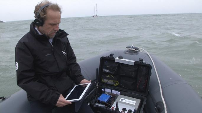 What can you hear down there? The Ocean's answer to Google Earth