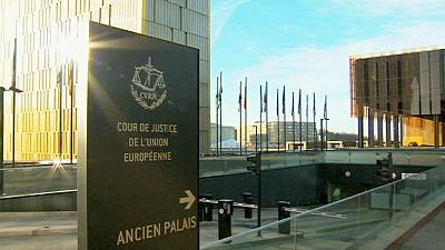 EU's top court rules 'anti-terror' data storage law illegal