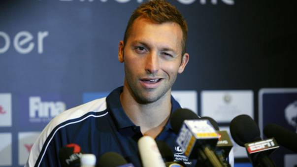 Australia: Swimming great Ian Thorpe in intensive care after shoulder surgery