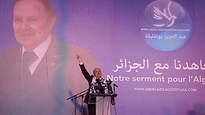 Algeria: Bouteflika strong enough to lead, says election manager