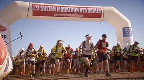 Marathon des Sables: El Morabity celebrates third stage win in a row