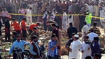 Pakistan: Bomb blast kills 'at least 23' in Islamabad market