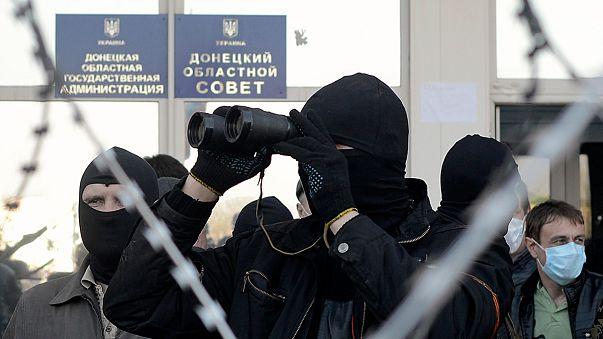 Ukraine : recours à la force possible contre les pro-russes