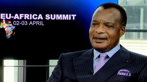 دنيس ساسو نغيسو: على أوروبا وإفريقيا التعاون والمضي قدما لصالح الجميع