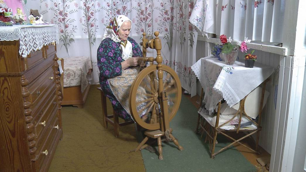 Ivanovka: Eine Reise mit der Zeitmaschine