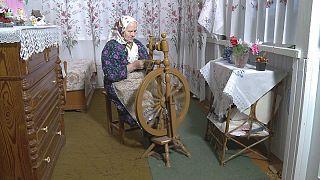 ایوانووکا، دهکده سنتهای روسهای تبعیدی