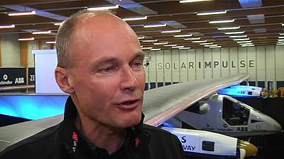 Solar Impulse 2 takes on the world