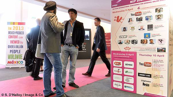 Final day at MIPTV 2014 - live on the web