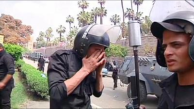 Clashes in Egypt – nocomment