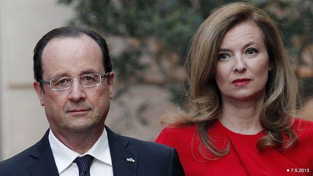 Mexique : Hollande réagit au tweet de Trierweiler