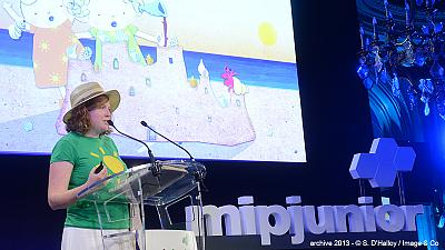Junior at MIPTV 2014: kids programming pushed forward by an innovative audience