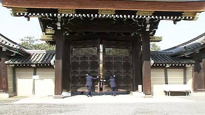 Kyoto Imperial Palace – former home to Japanese emperors opens for spring
