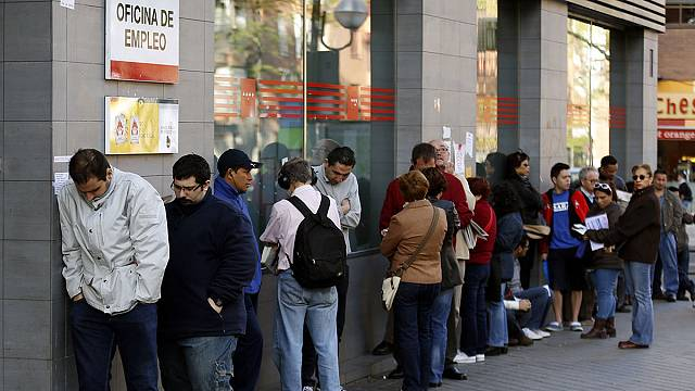 UK, France and Spain hit by soaring 'underemployment'