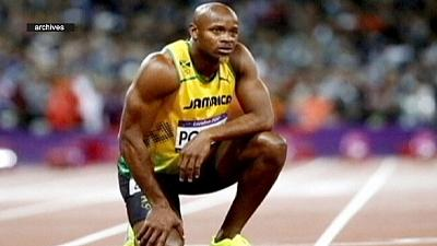 Asafa Powell branded and banned as a drugs cheat