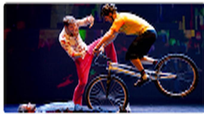Budapestre jön a Cirque Éloize