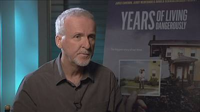 Titanic director James Cameron explores climate change in TV series