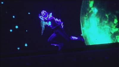 Out of this world: Moscow State Circus puts on alien show