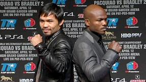 The revenge fight between Pacquiao and Bradley
