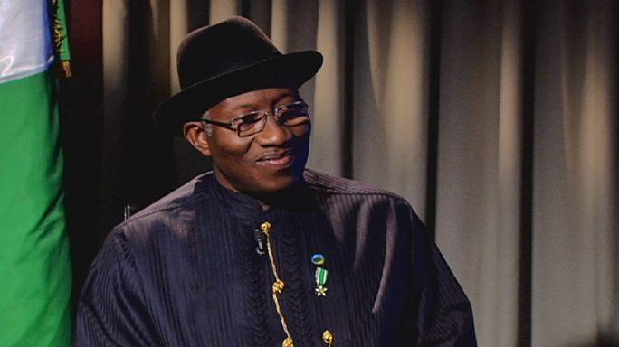 غودلاك جوناثان : لست نادما على توقيف محافظ البنك المركزي في نيجيريا