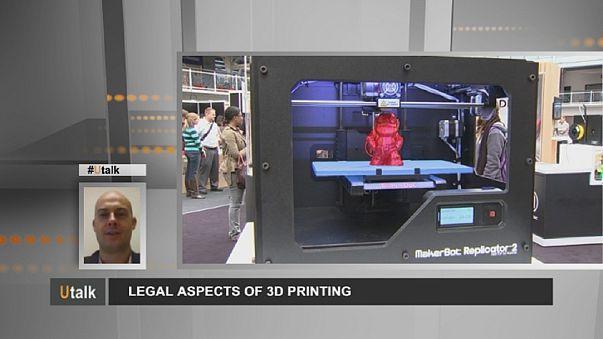 Consumer concerns around 3D printing