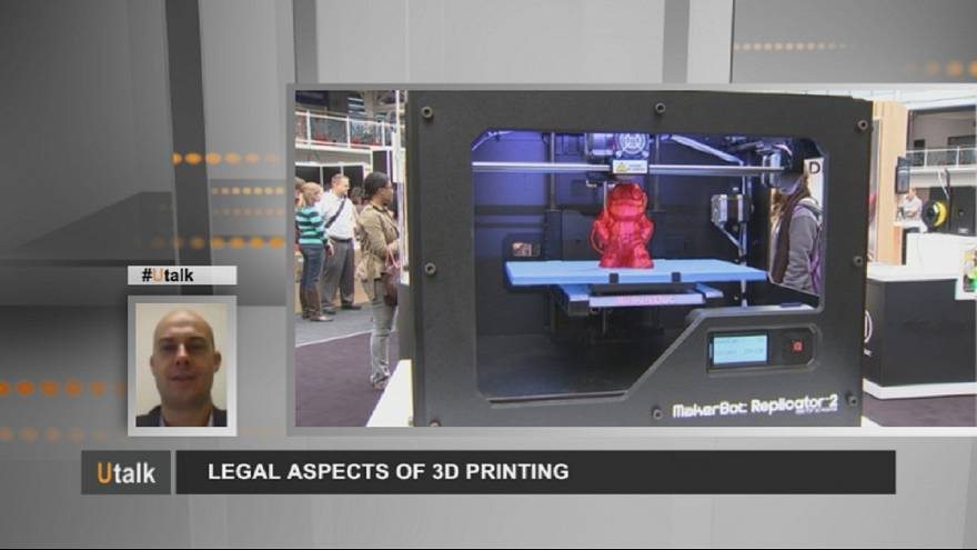 مخاطر الطابعة ثلاثية الأبعاد؟