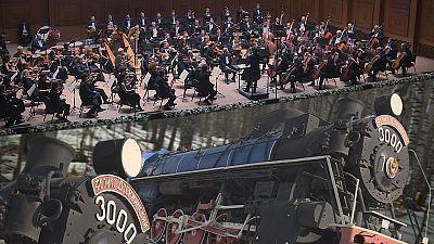 Repin's orchestral odyssey in Siberia