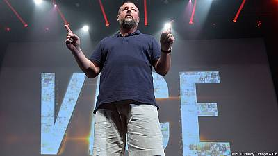 Loved-hated Vice steals the show at MIPTV market
