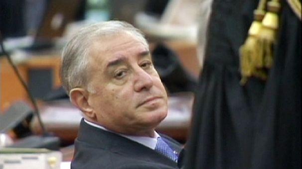 """Key Berlusconi ally Marcello Dell'Utri declared a """"fugitive"""" ahead of court mafia verdict"""