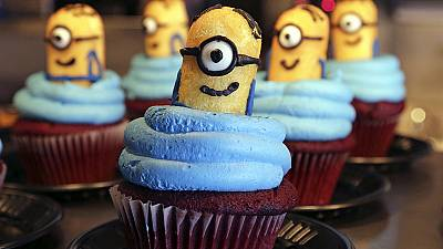 Minion muffin mayhem