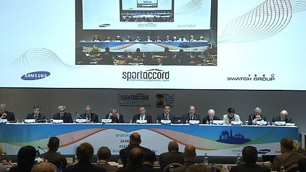 Coup de projecteur sur les projets de SportAccord