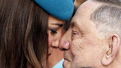 Hongi from a Duchess