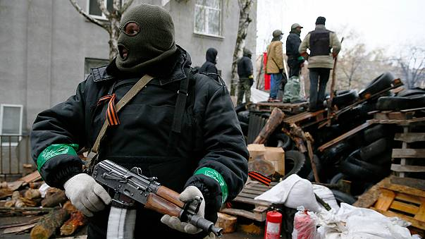 Ukraine as it happened: Kyiv calls for UN peacekeepers as pro-Russians approach Putin