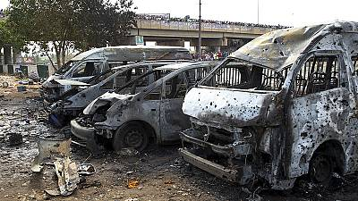 Dozens die in Nigeria bus blasts